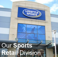 Our Sports Retail Division